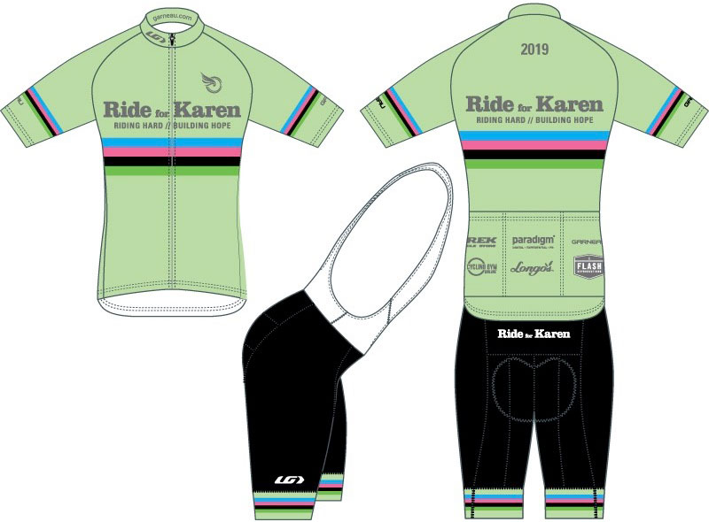 Ride for Karen Clothing 2019